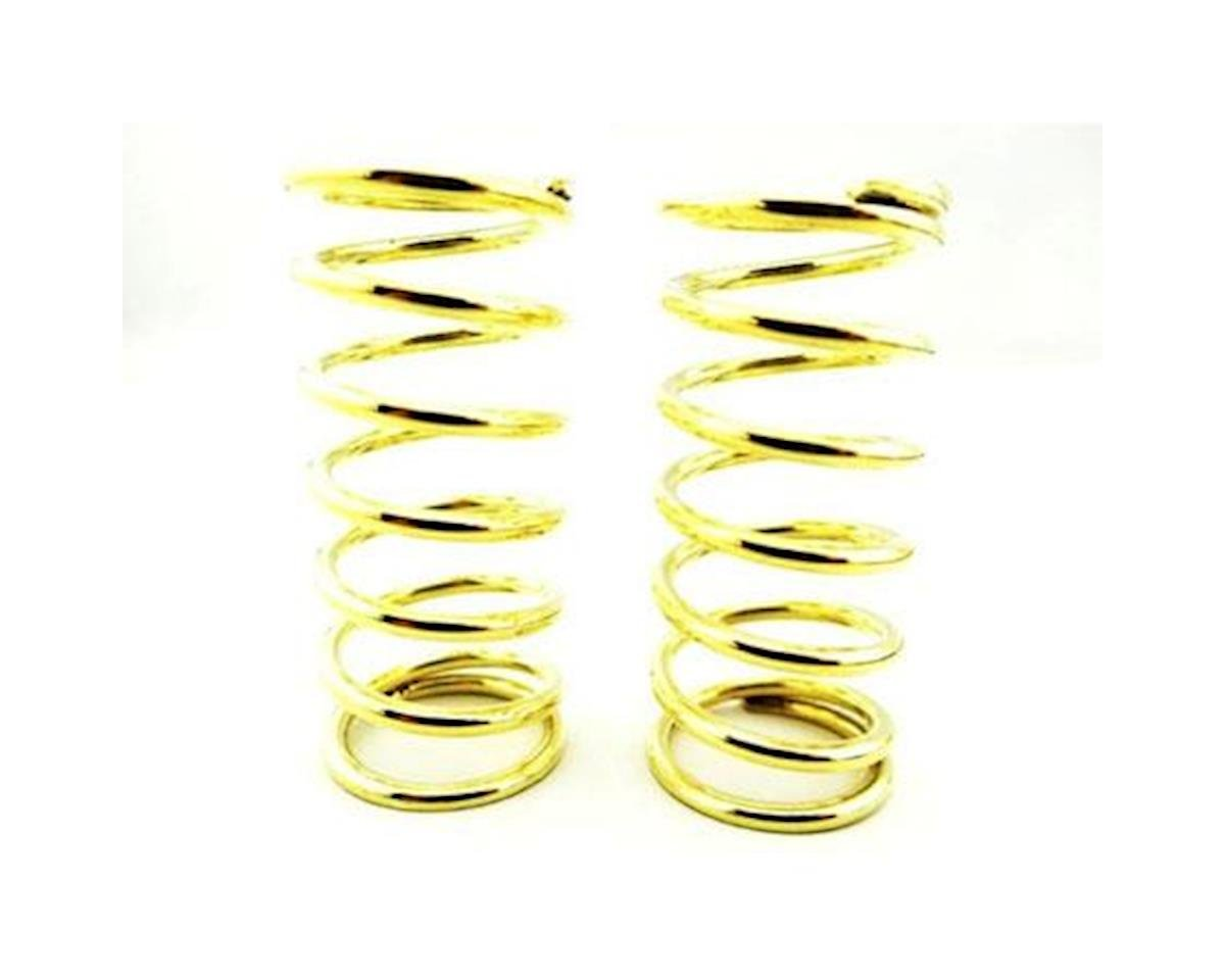 High Lift Springs (2) (19lb/Gold) by Hot Racing