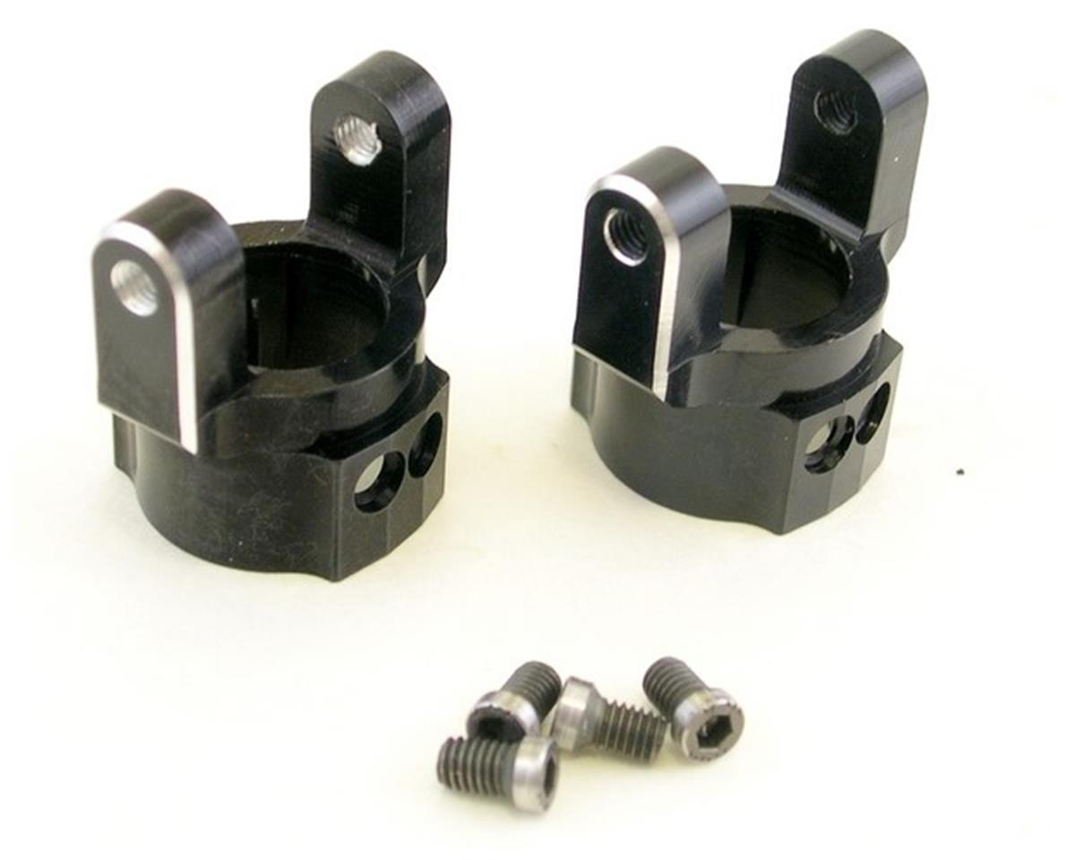 Hot Racing Added Castor Angle C-Hubs AX10
