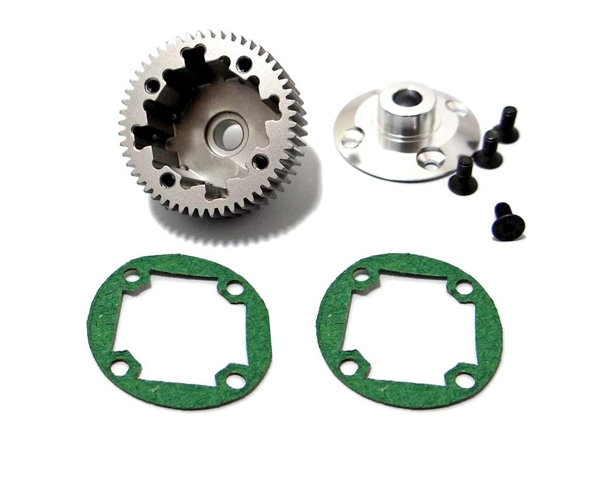 Hard Anodized Aluminum Differential Gear SC10 by Hot Racing