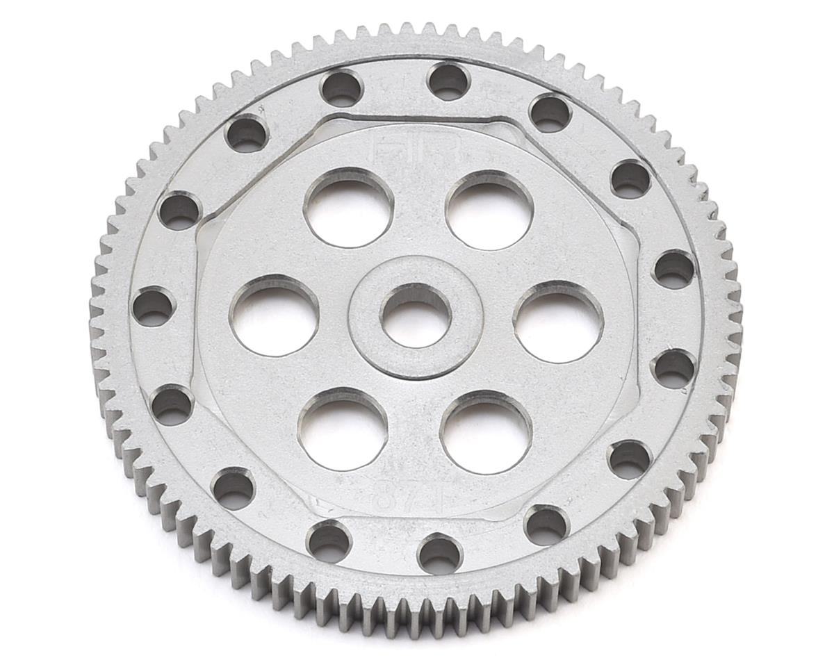 Hot Racing Associated 48P Aluminum Spur Gear (87T) (X Factory X-60)