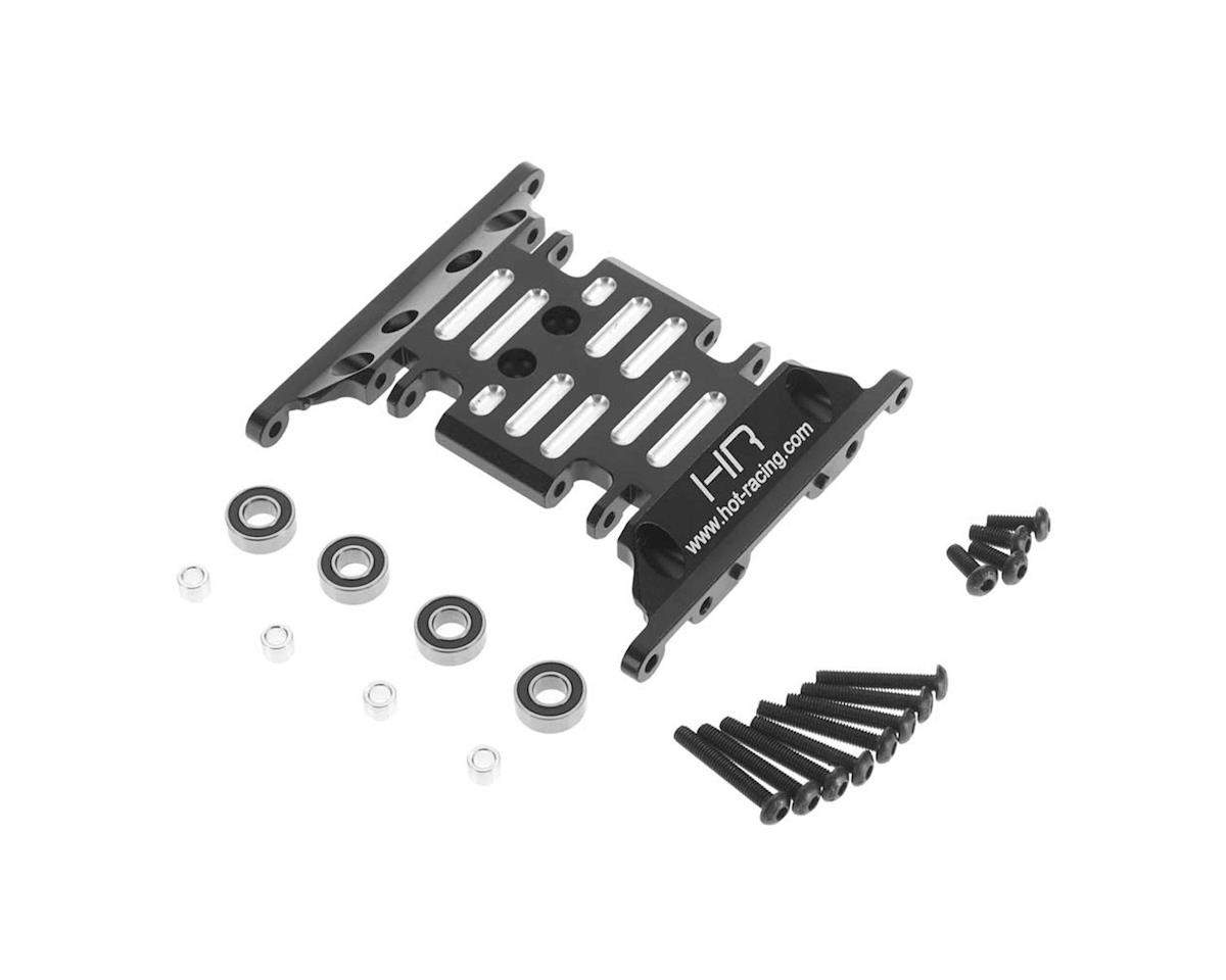 Hot Racing CNC Machined Roller Skid Plate SCX10