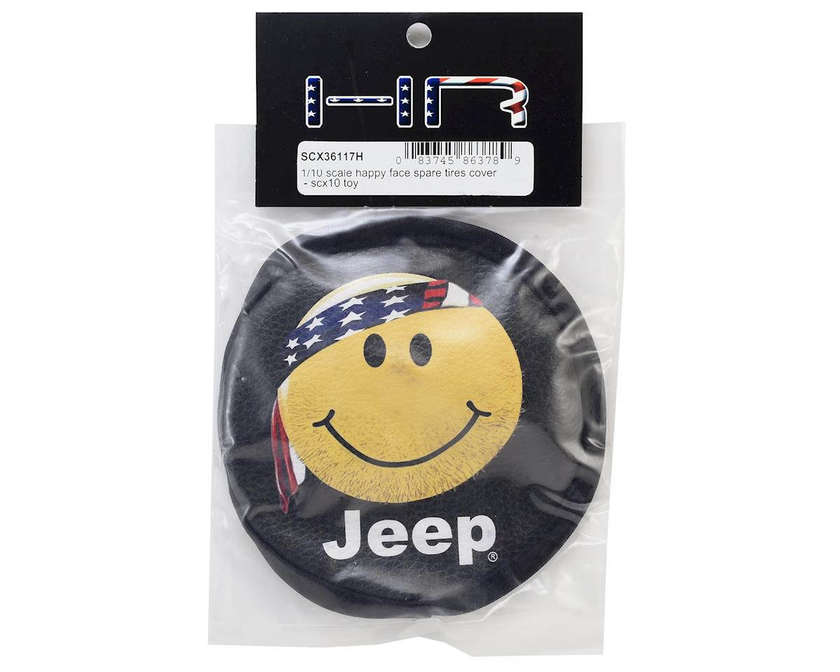 Hot Racing Happy Face Spare Tire Cover