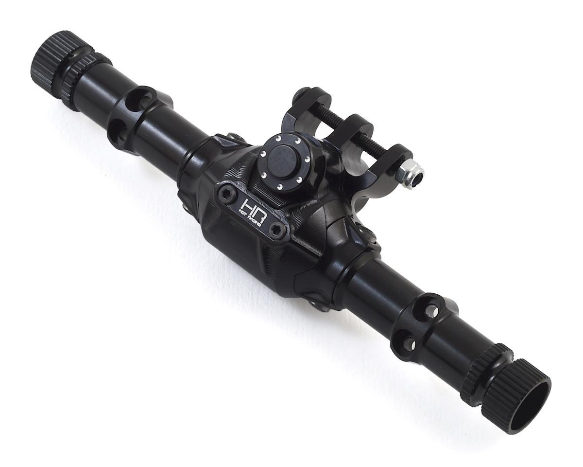 Hot Racing Axial SCX10 II Aluminum AR44 25:1 Worm Gear Crawler Axle