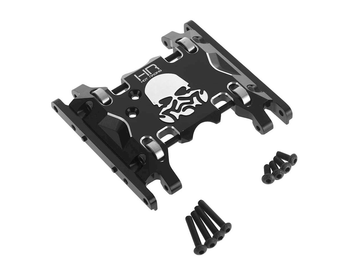 Hot Racing Axial SCX10 II Aluminum Bearing Skid Plate (AXI90046 Kit Only)