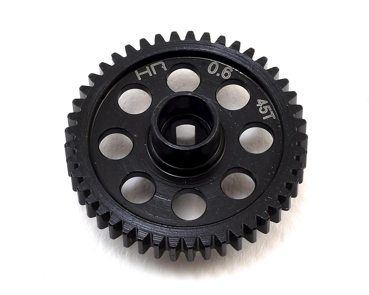 Hot Racing Dromida Monster Truck 4.18 Mod 0.6 Steel Spur Gear (45T)