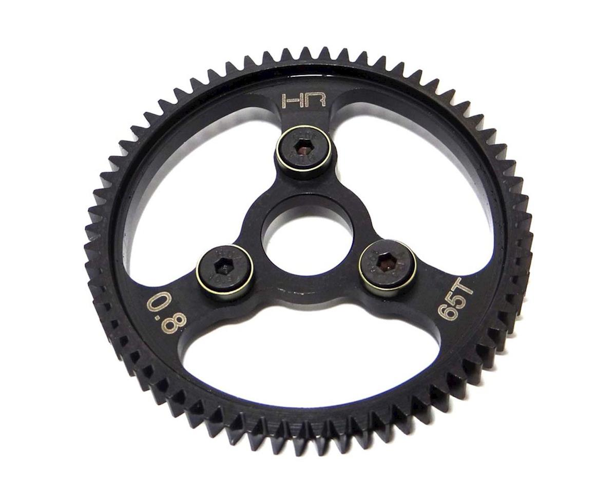 Traxxas 0.8 Mod Steel Spur Gear (65T) by Hot Racing