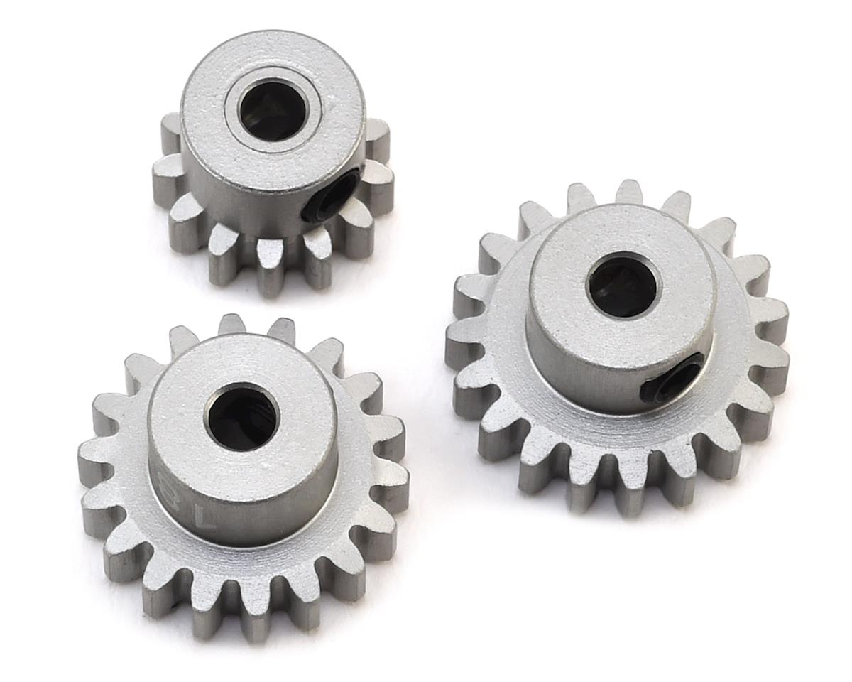 Hot Racing Aluminum 32P Speed Tuned Pinion Gears (3)