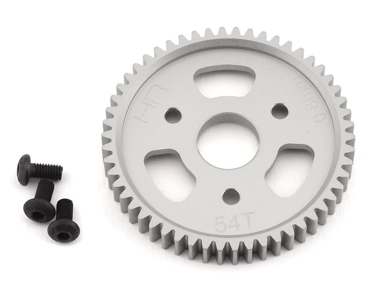 Hot Racing 32P Aluminum Spur Gear (54T) (Traxxas Jato)