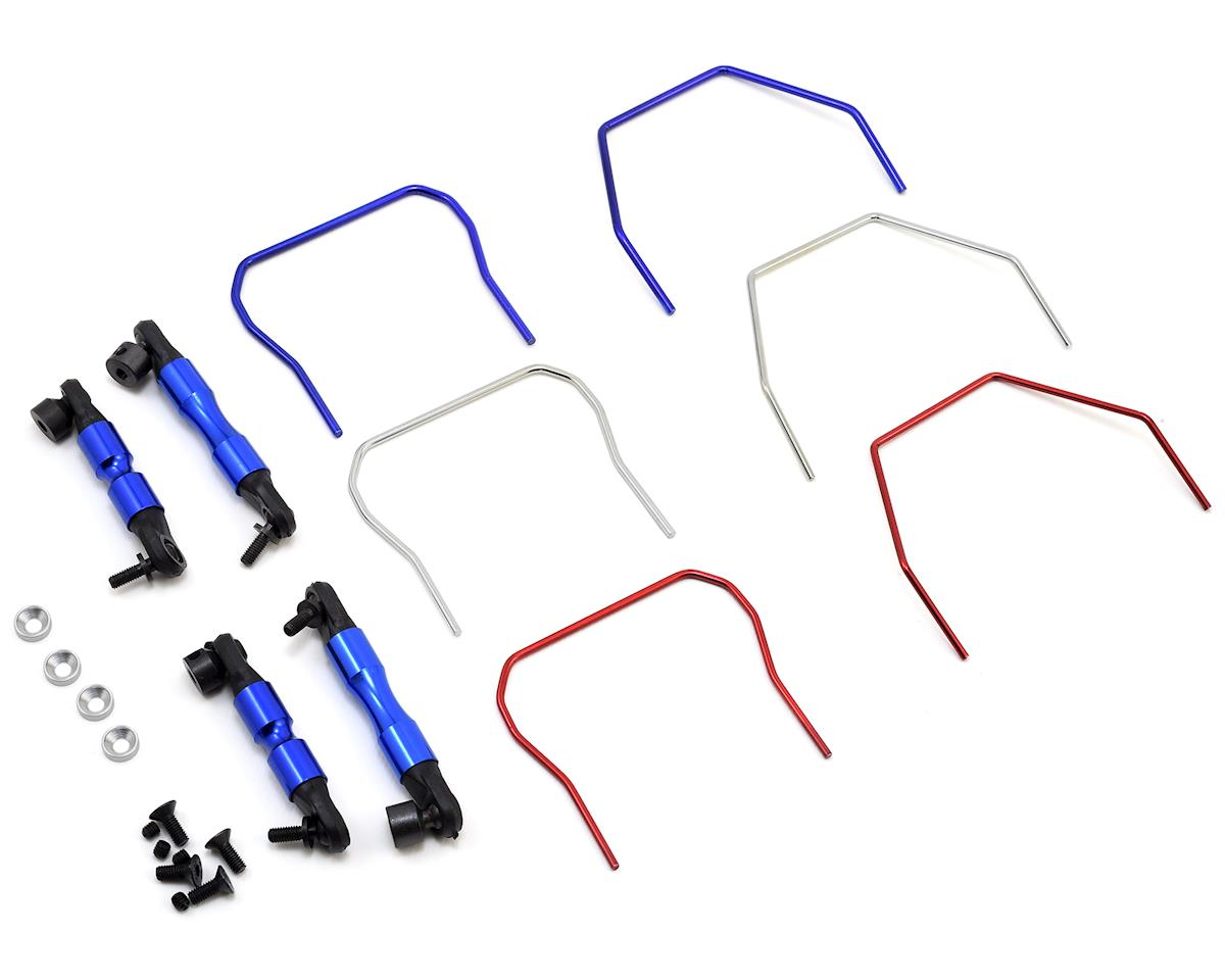 Traxxas Slash 4x4 Front & Rear Sway Bar by Hot Racing