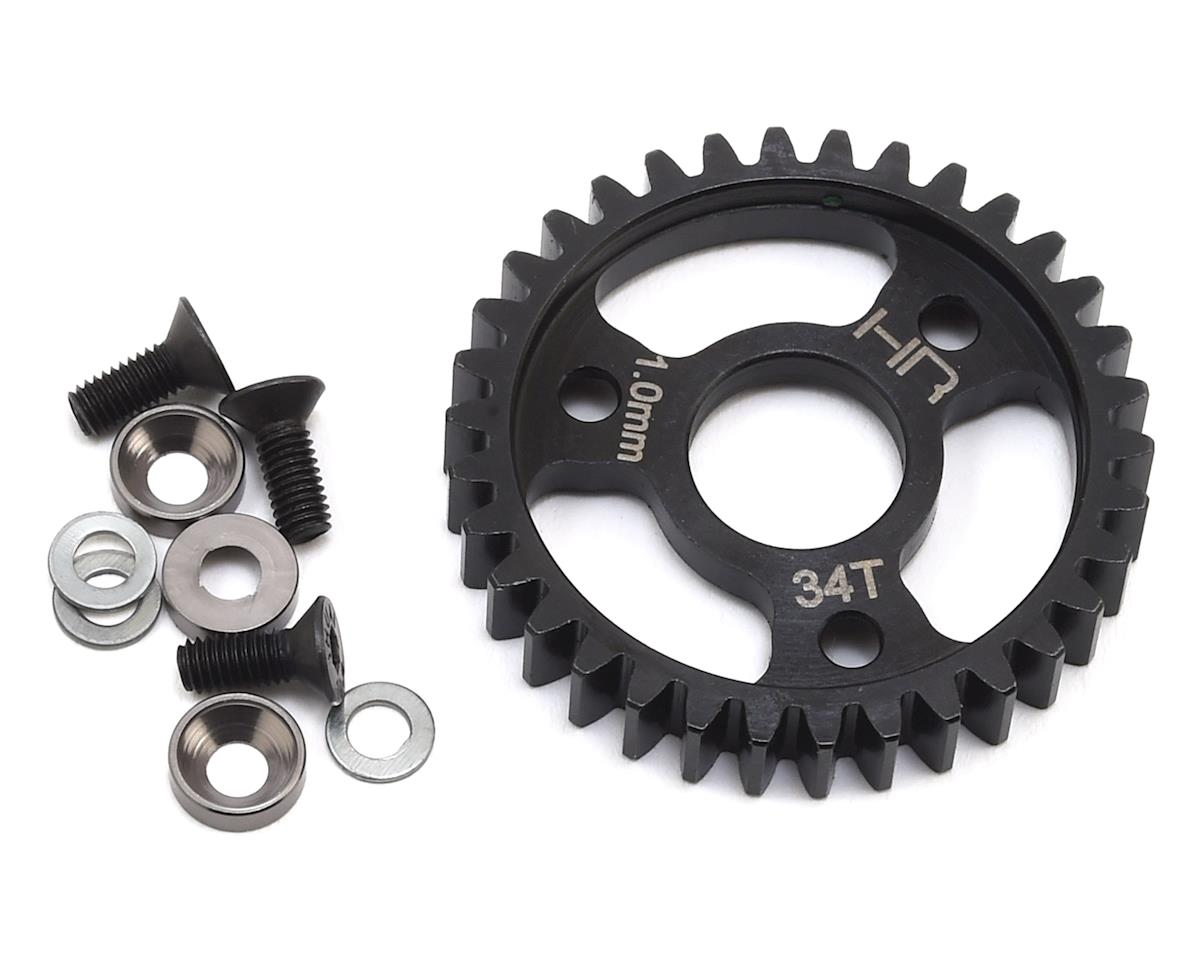 Hot Racing Traxxas Slayer Steel Mod 1.0 Spur Gear (34T)