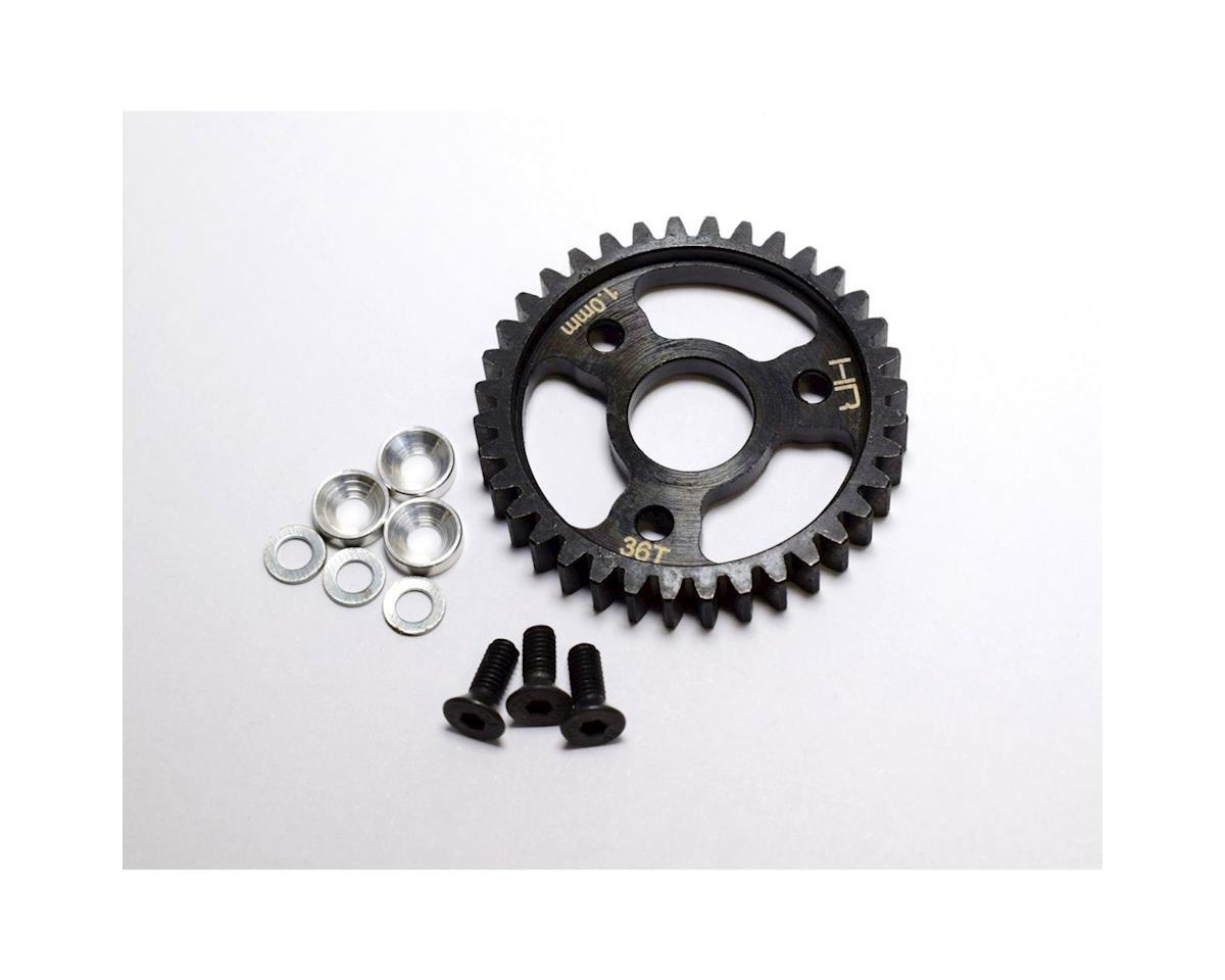 Hot Racing Heavy Duty Steel Mod 1 Spur Gear (36T)