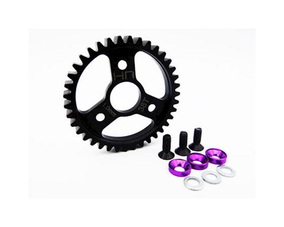 Hot Racing Revo 3.3 Heavy Duty Mod 1 Steel Spur Gear (38T) (Traxxas Slayer)
