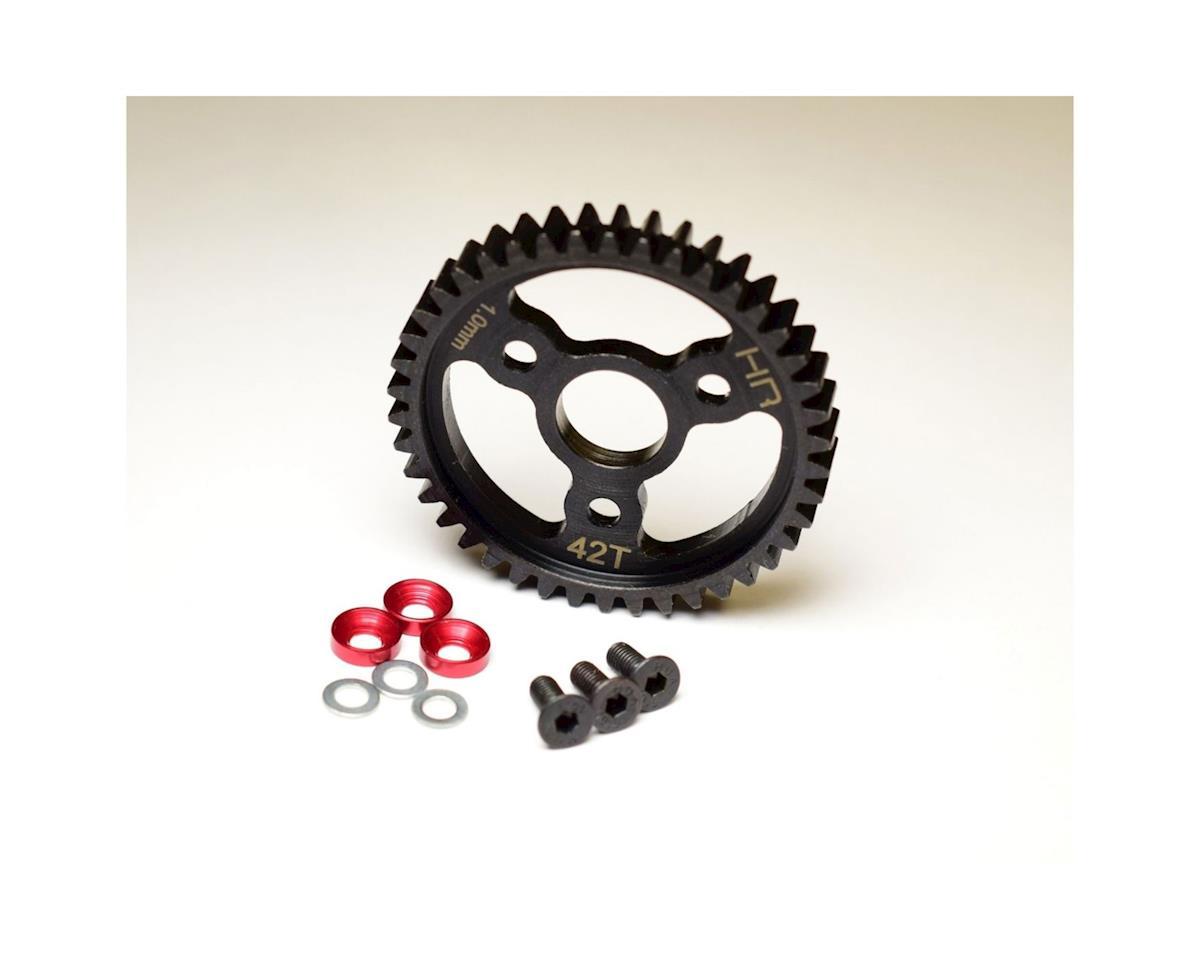 Revo 3.3 Heavy Duty Mod 1 Steel Spur Gear (42T) by Hot Racing
