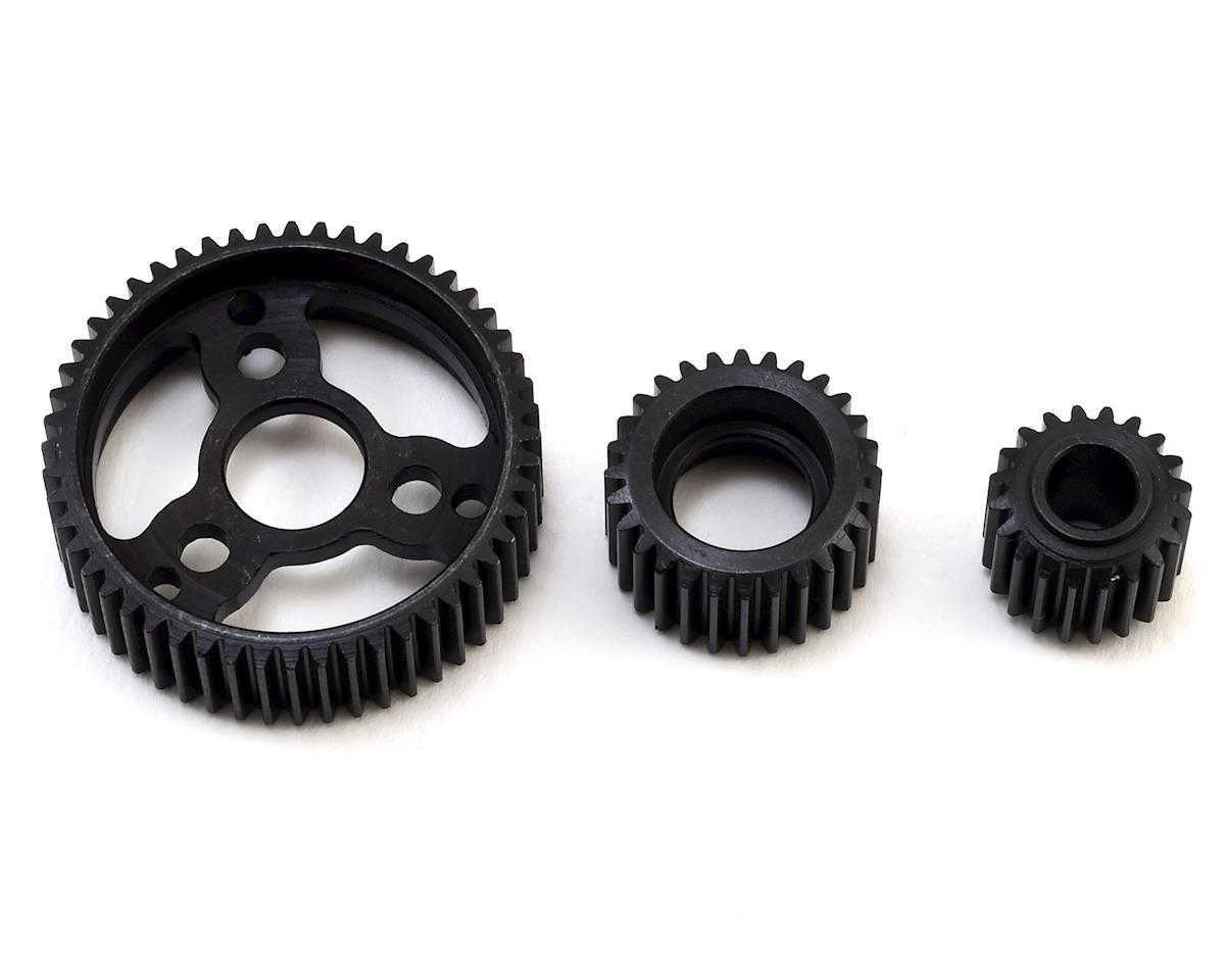 Hot Racing Axial Super Duty Light Weight Steel Gear Set