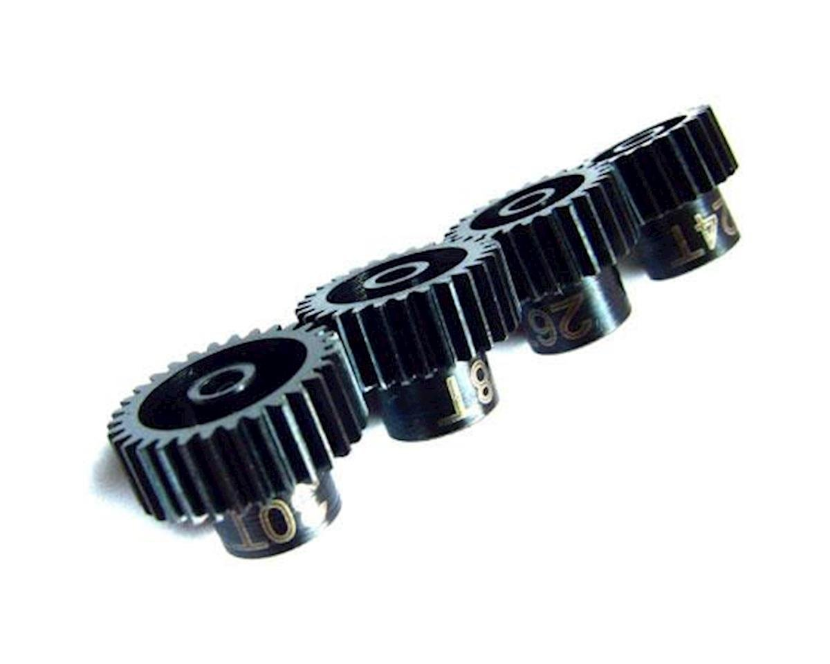 Hardened Steel 48P Gear Set (24-30T) by Hot Racing
