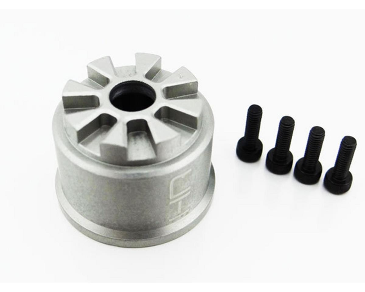 Hot Racing Summit Hard Aluminum Differential Case