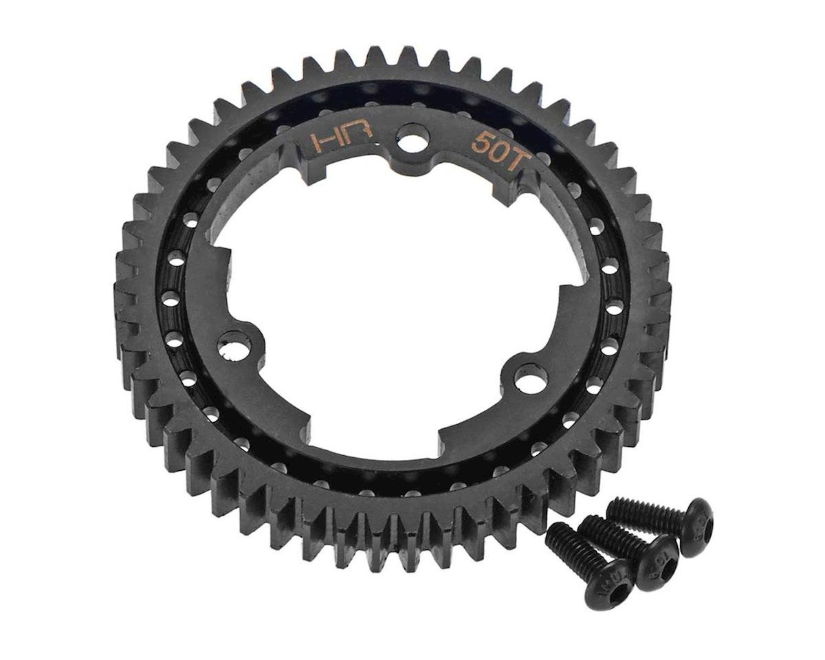 Hot Racing Steel Center Main Gear 50T 1m X-Maxx