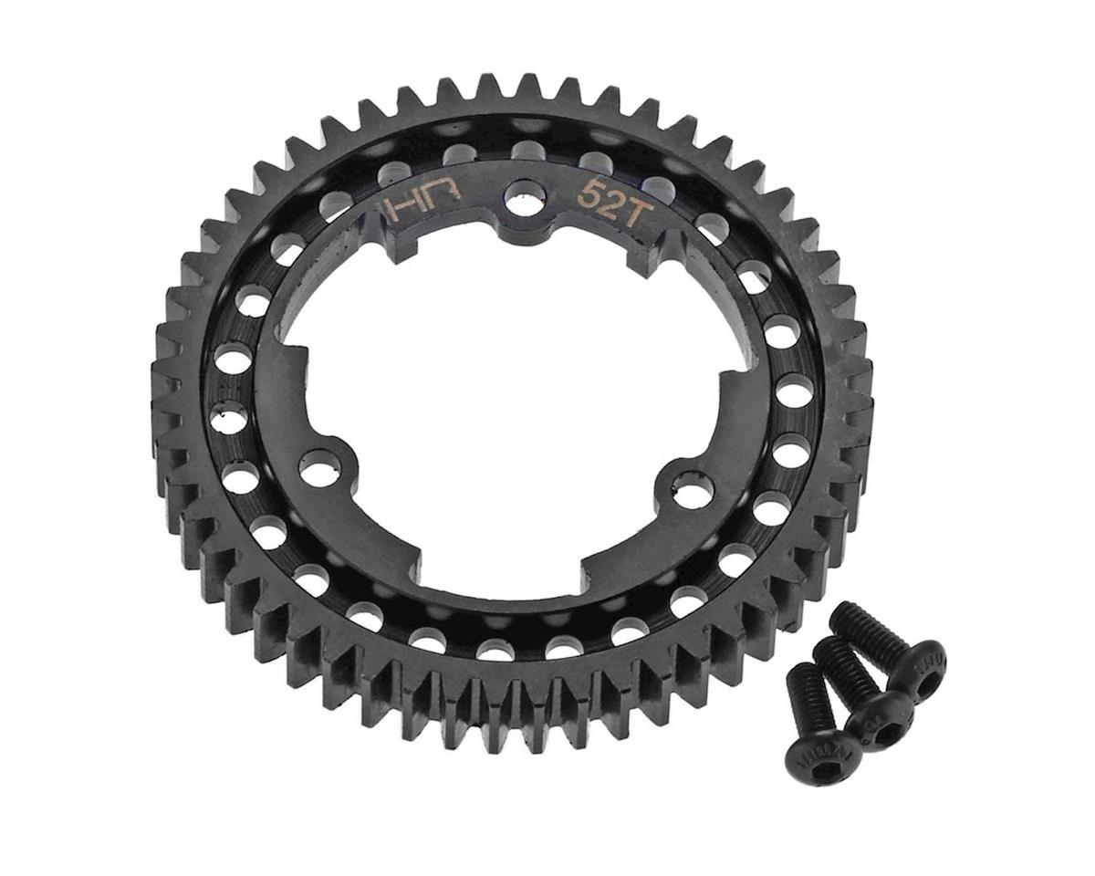 Hot Racing Steel Center Main Gear 52T 1m X-Maxx