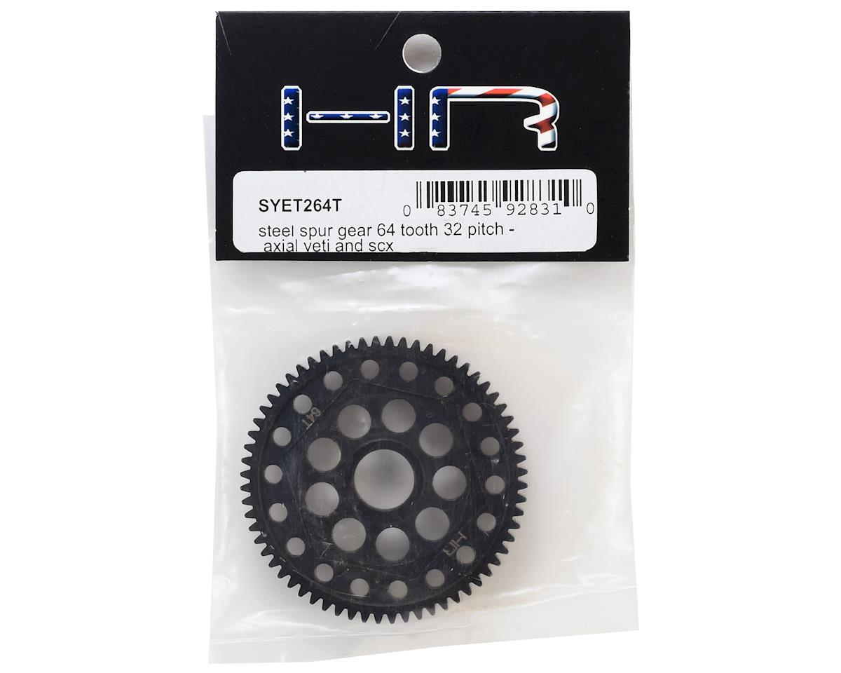 Hot Racing Axial Yeti XL 32P Steel Spur Gear (64T)