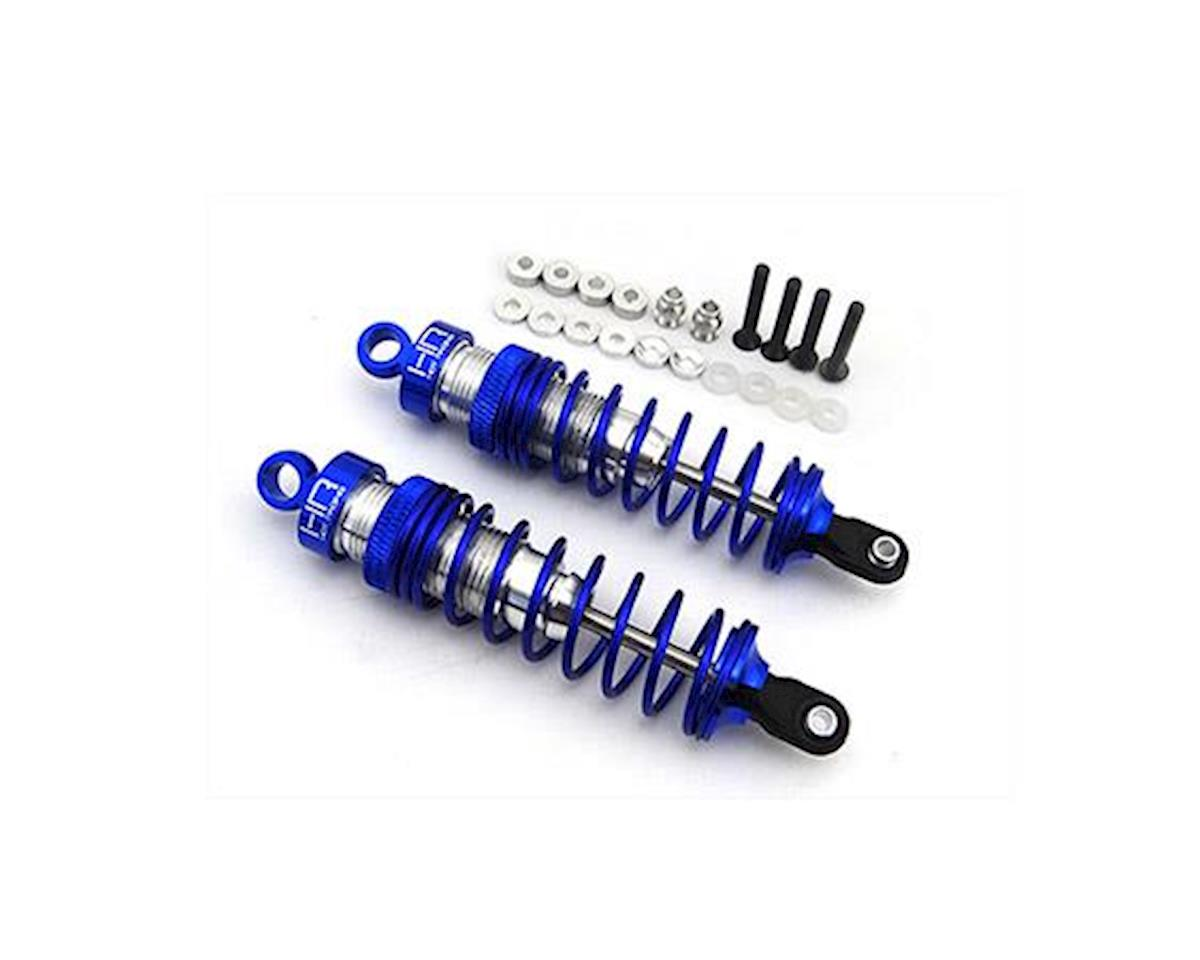 Hot Racing 90mm Aluminum HD Big Bore Shock Set (2) (Traxxas Slash 4x4)