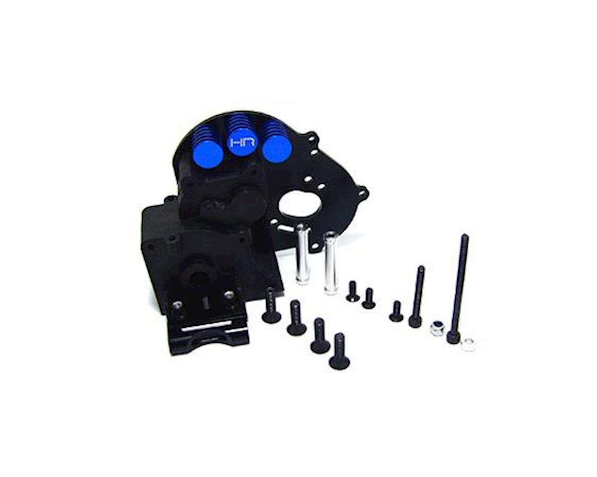 Hot Racing Traxxas Composite Gear Case w/Aluminum Motor Plate [HRATE12GX01]  | Cars & Trucks