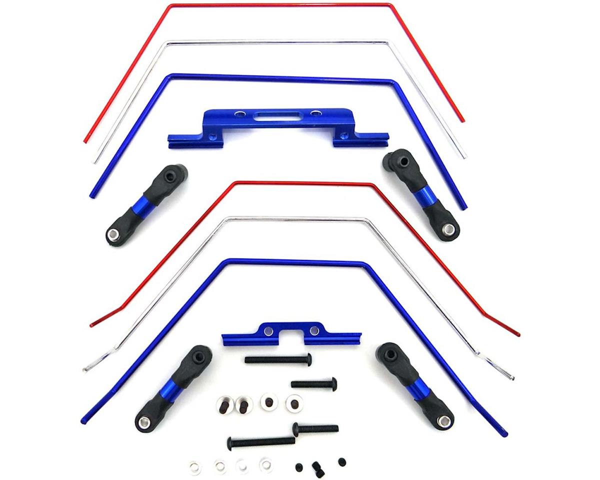 Traxxas Slash Front/Rear Wide Sway Bar Kit by Hot Racing