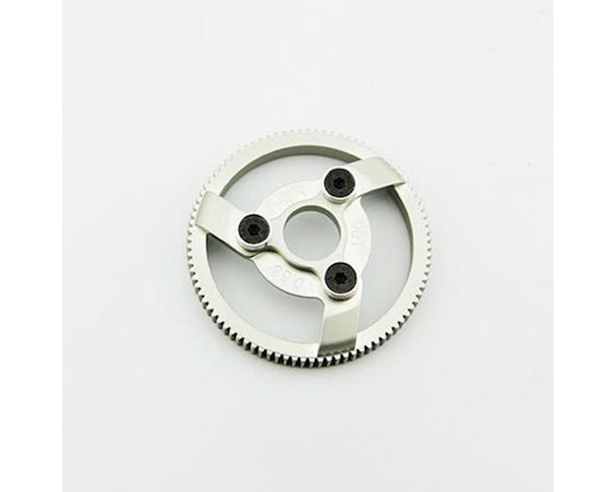 Hot Racing Traxxas 2WD Hard Anodized Aluminum 48P Spur Gear (90T)