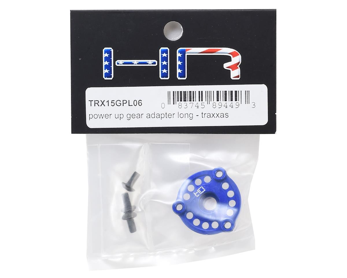 Hot Racing Traxxas Power Up Gear Adapter (Long)