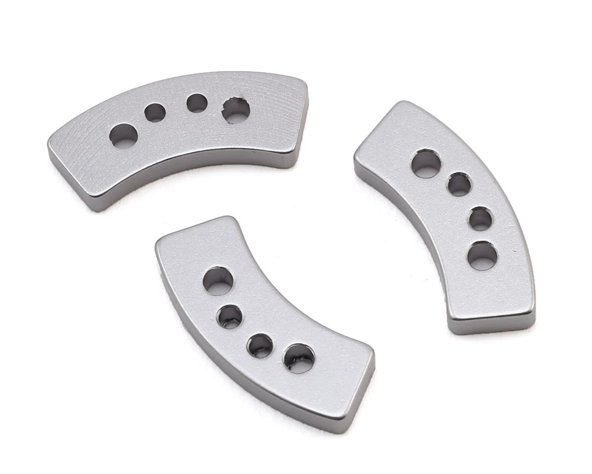 Traxxas Aluminum Slipper Clutch Pads (3) (Long) by Hot Racing
