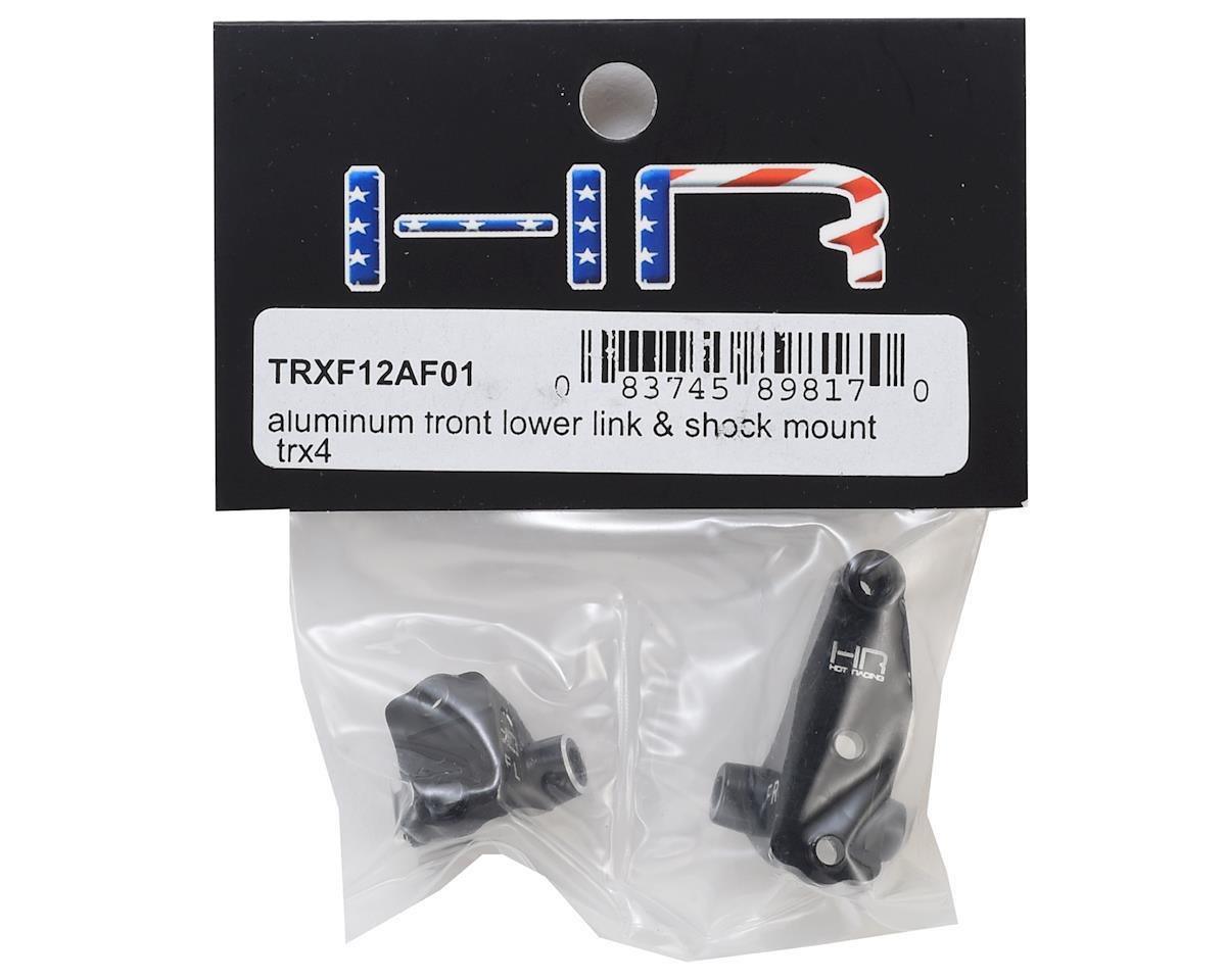 Hot Racing Traxxas TRX-4 Aluminum Front Lower Link & Shock Mount