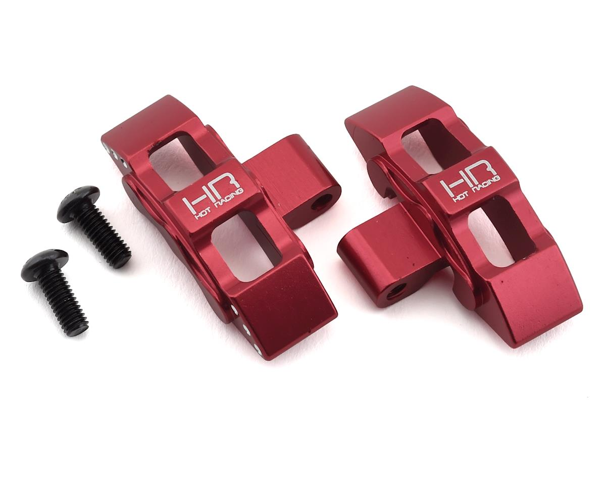 Hot Racing Traxxas Unlimited Desert Racer Aluminum Brake Calipers (Red) | alsopurchased