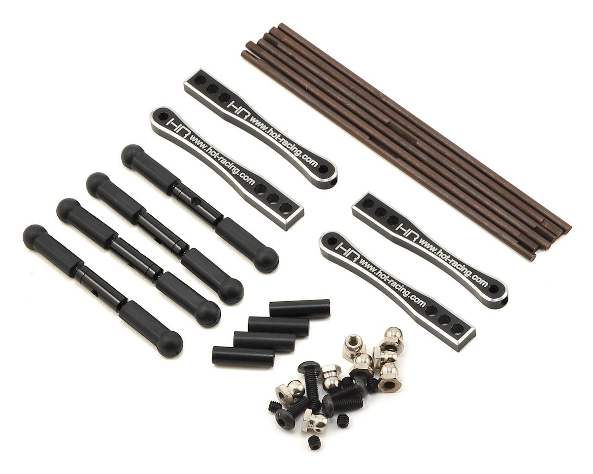 Wraith Full Set Sway Bar Kit by Hot Racing