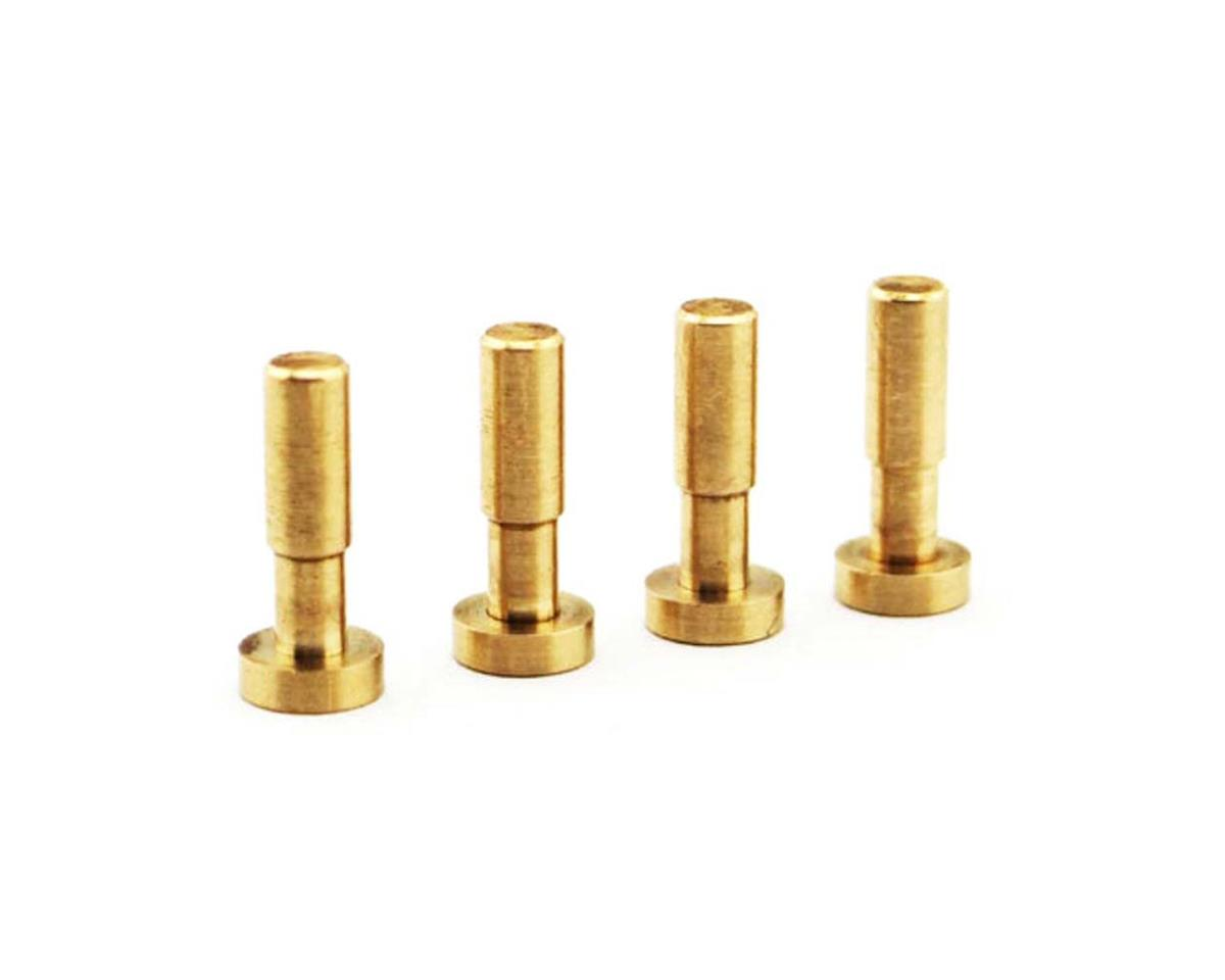 Hot Racing Brass Low Friction King Pin Yeti (4)