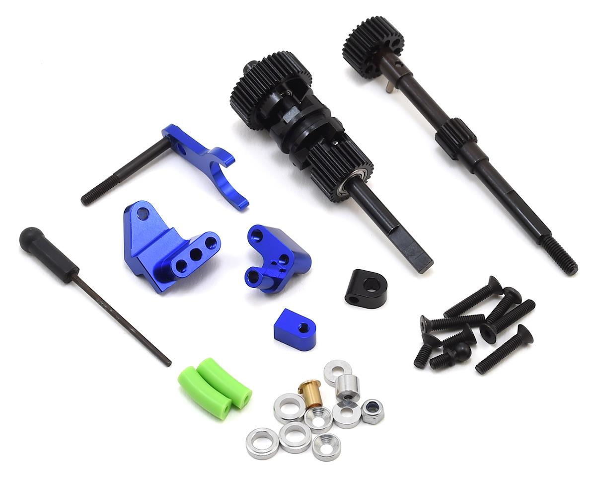 Axial Yeti 2 Speed Steel Gear Set by Hot Racing