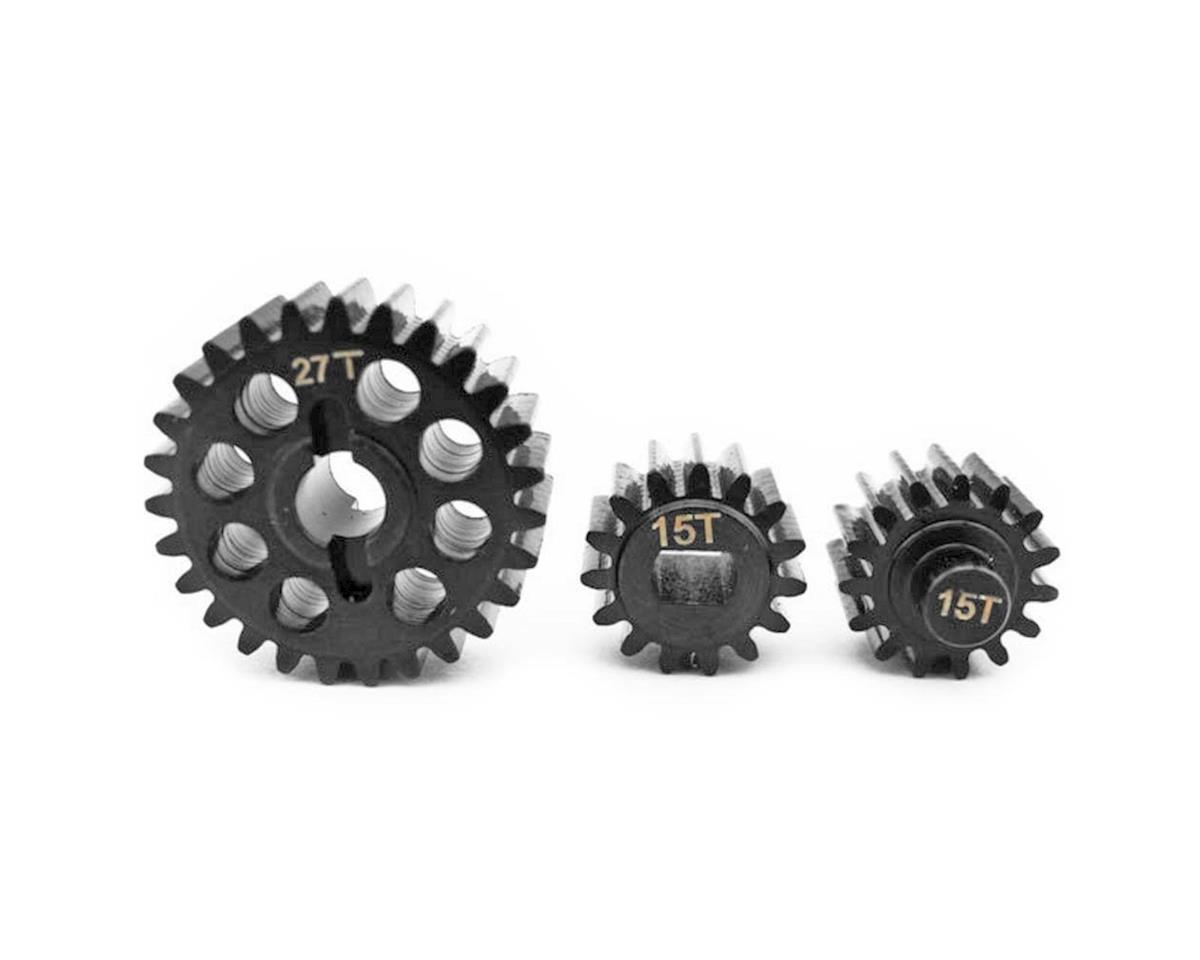 Hot Racing Axial Yeti Steel Transfer Case Gear Set