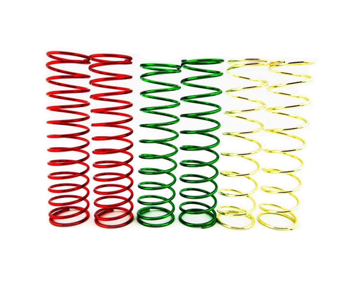 Hot Racing Axial Yeti XL Factory Spec Rear Spring Set (3 Sets)