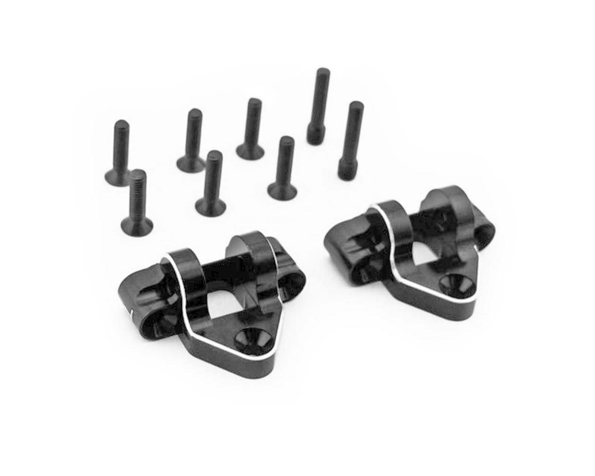 Hot Racing Axial Yeti XL Aluminum Rear Chassis Lower Link Mount