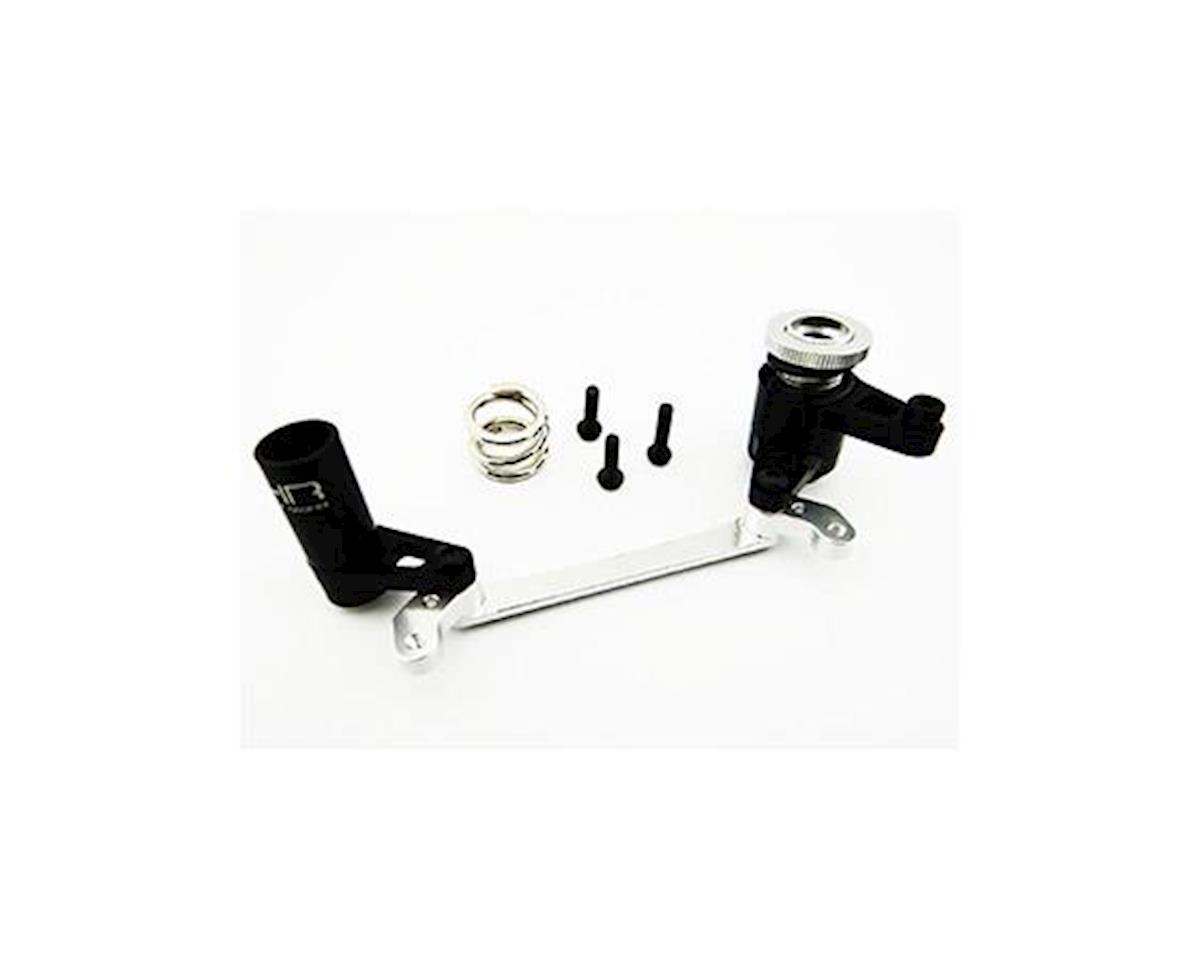 Aluminum Adjustable Steering Bellcrank Yeti XL by Hot Racing