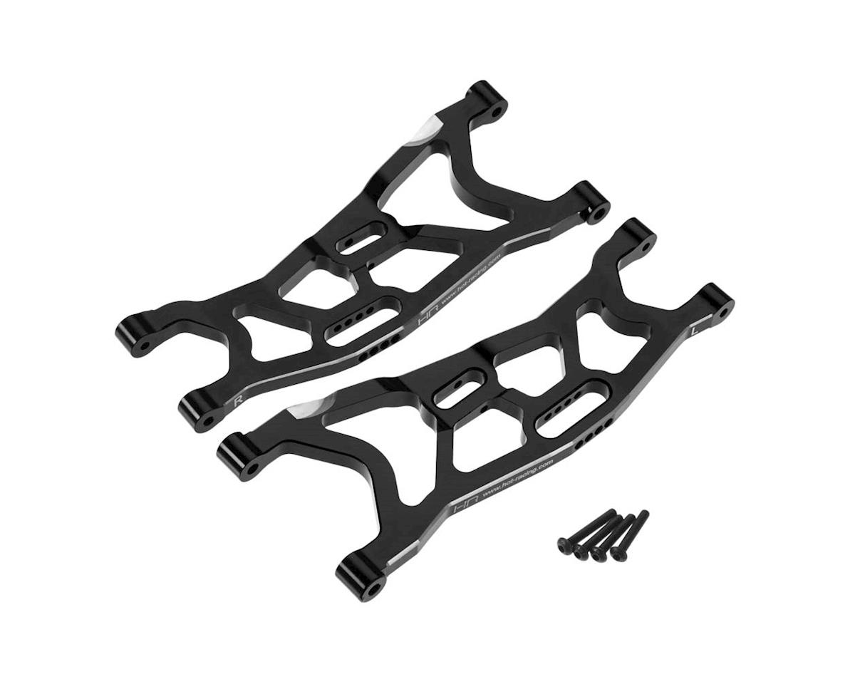 Hot Racing Axial Yeti XL Aluminum Front Arm (Black)