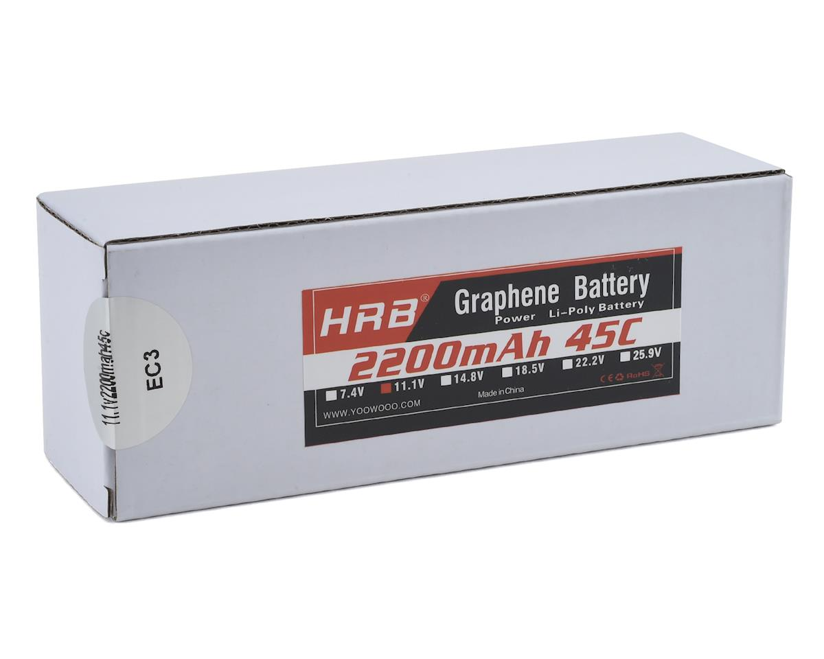 Image 3 for HRB 3S 45C Graphene LiPo Battery (11.1V/2200mAh)