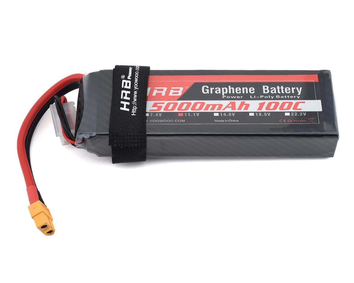 HRB 3S 100C Graphene LiPo Battery (11.1V/5000mAh)