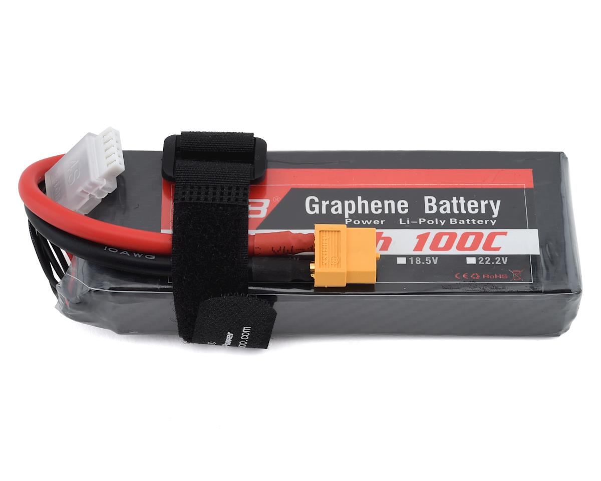 HRB 4S 100C Graphene LiPo Battery (14.8V/3000mAh)