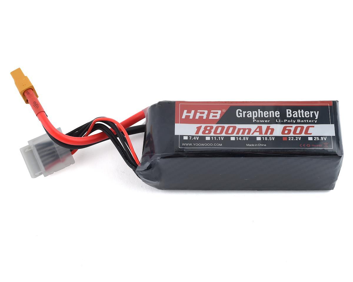 HRB 6S 60C Graphene LiPo Battery w/XT60 (22.2V/1800mAh)