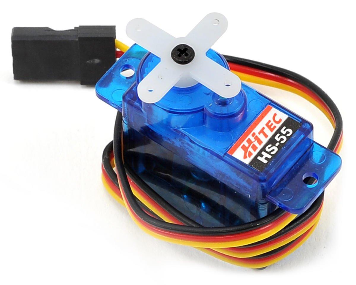 HS-55 Sub Micro Servo by Hitec