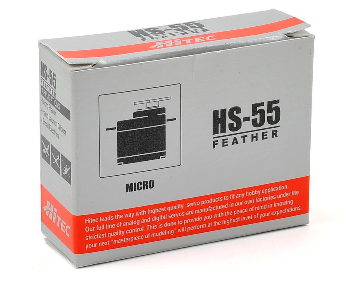 Hitec HS-55 Sub Micro Servo
