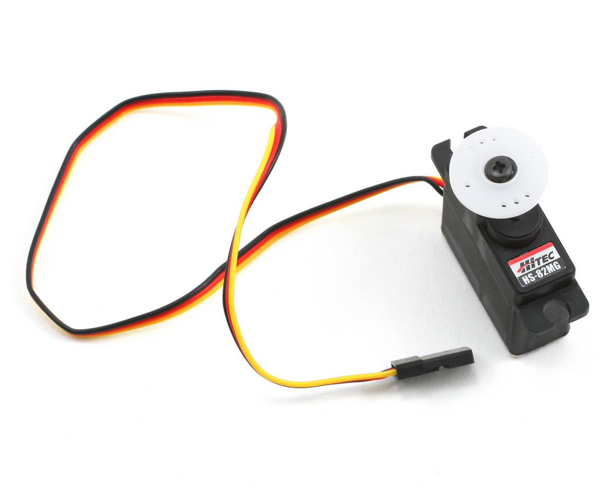 HS-82MG Micro Metal Gear Servo by Hitec