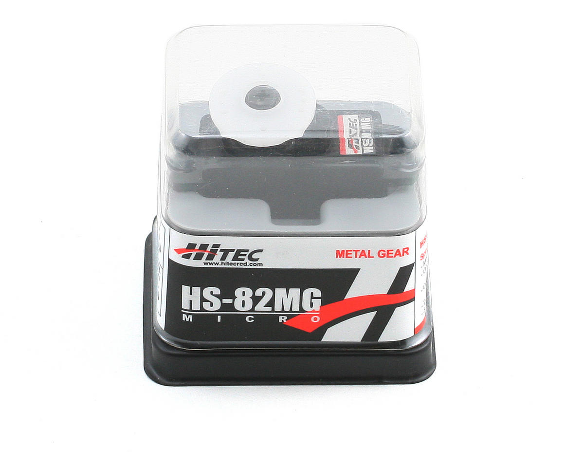Hitec HS-82MG Micro Metal Gear Servo
