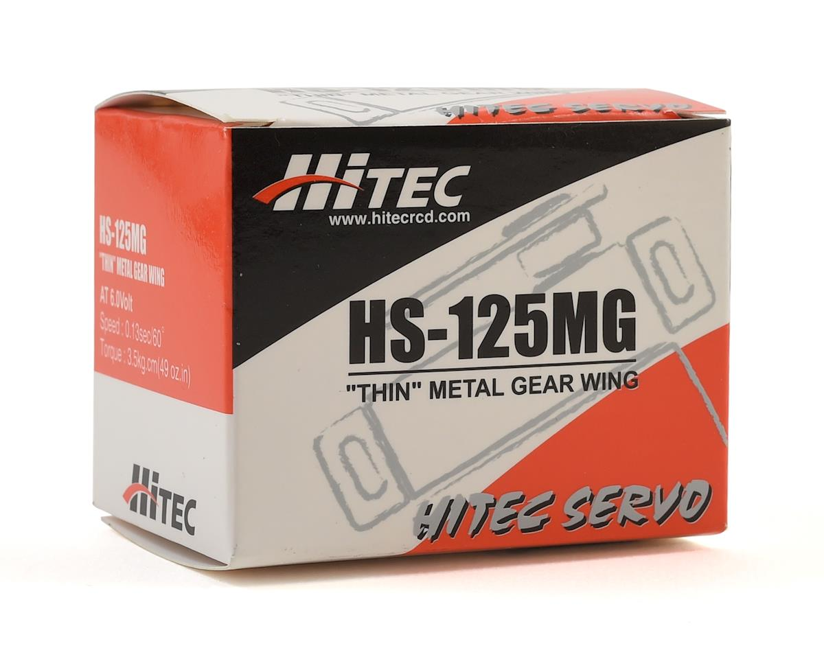 HS-125MG Metal Gear Wing Servo by Hitec