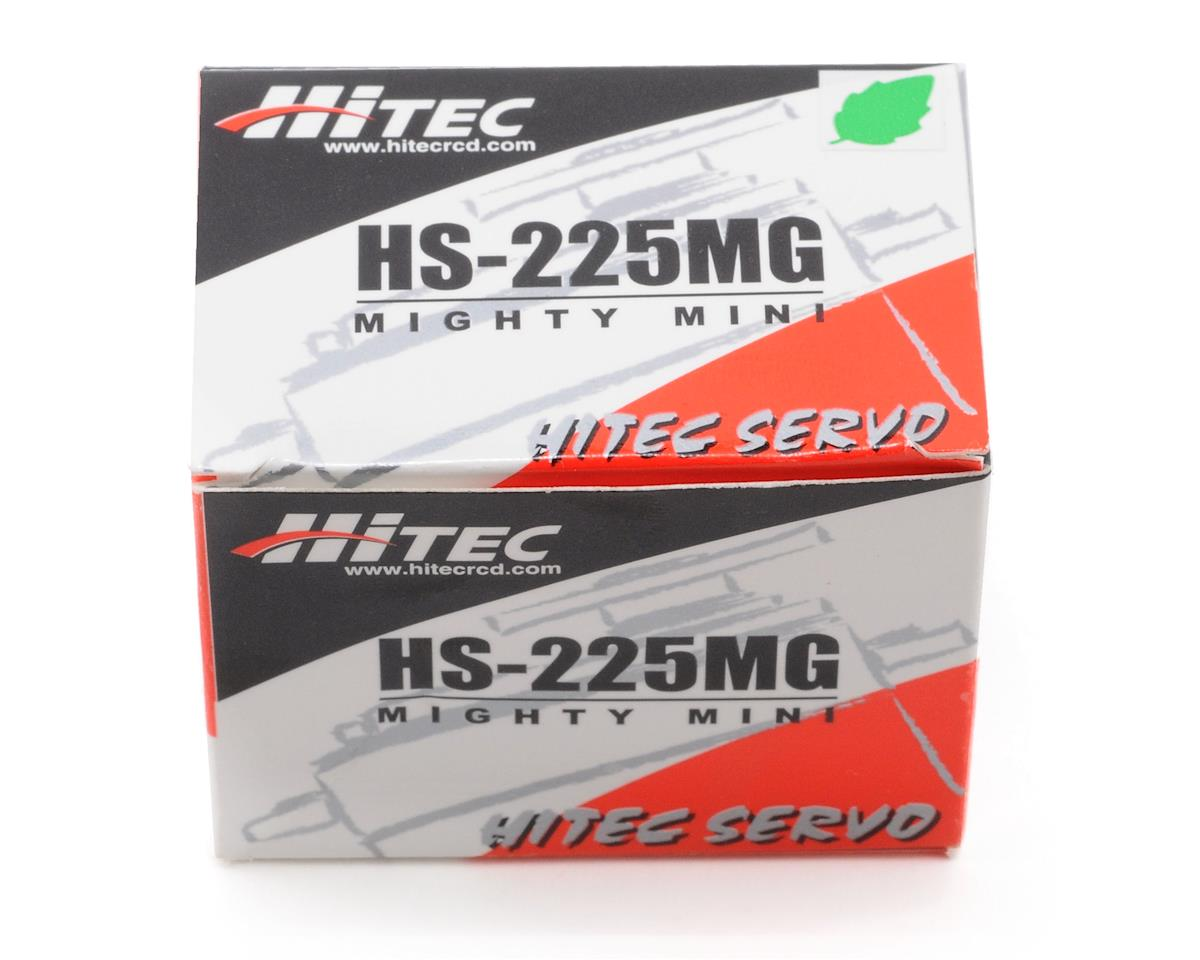 Hitec HS-225MG Mighty Mini Metal Gear Ball Bearing Servo