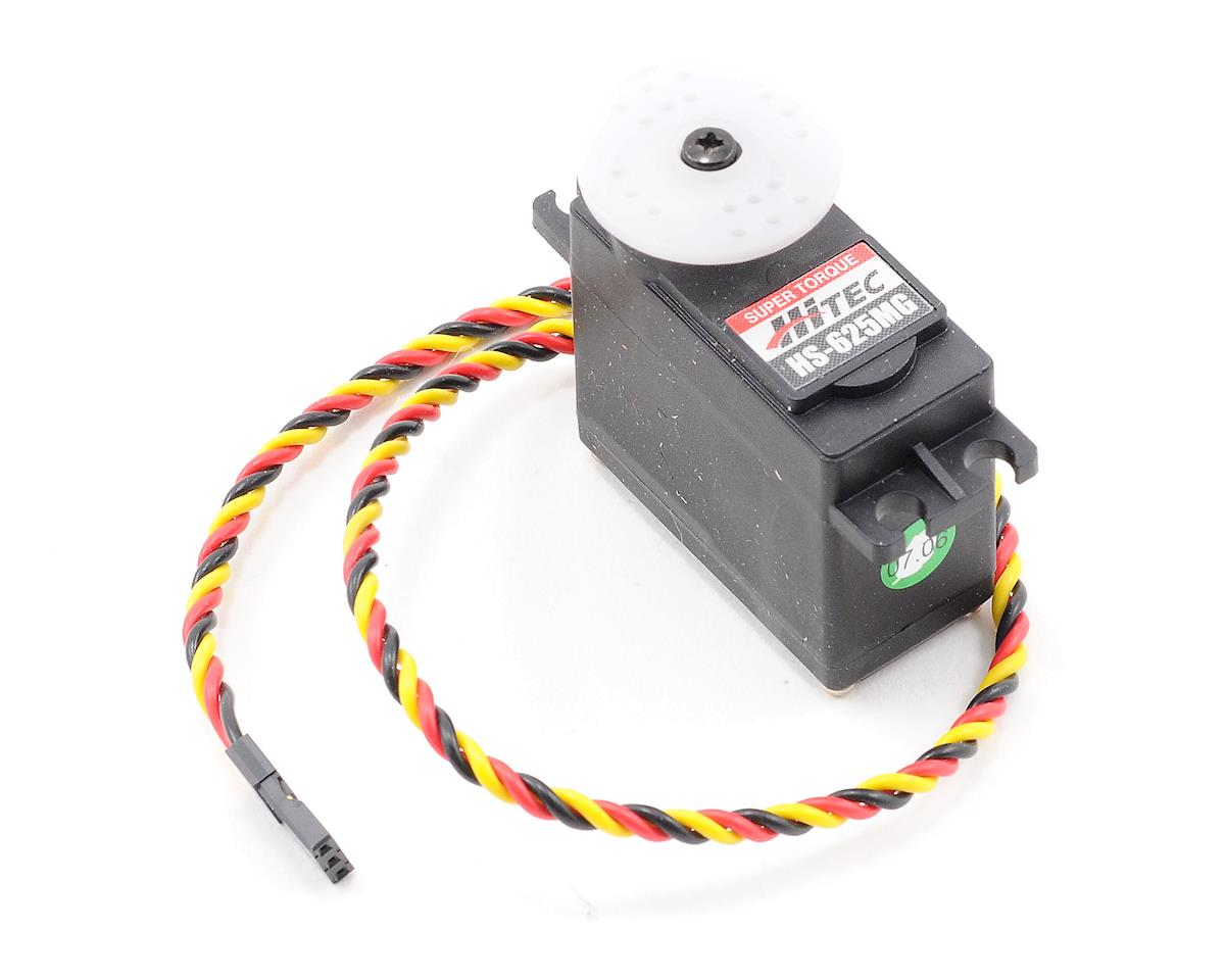 Hitec's HS-625MG Metal Gear Super Torque Servo